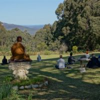 30 Sept - 3 Oct 2016 Awakening in the Garden Retreat