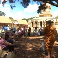 9 Mar 2016 37 people from U3A Southern Highlands visit the monastery